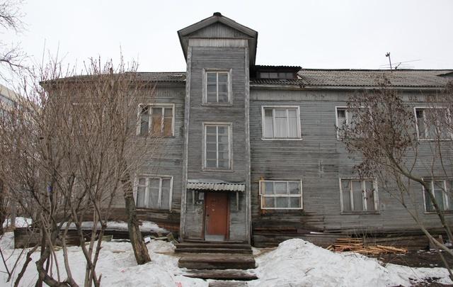 Дом на Северодвинской опять на грани канализационного коллапса