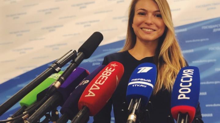 Ярославский губернатор обзавёлся личным пресс-секретарём: ей 23 и она из Госдумы