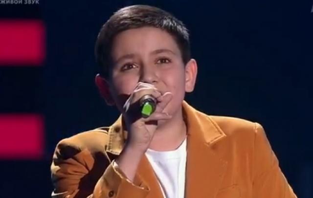 Южноуральский школьник довел до мурашек жюри шоу «Голос.Дети»