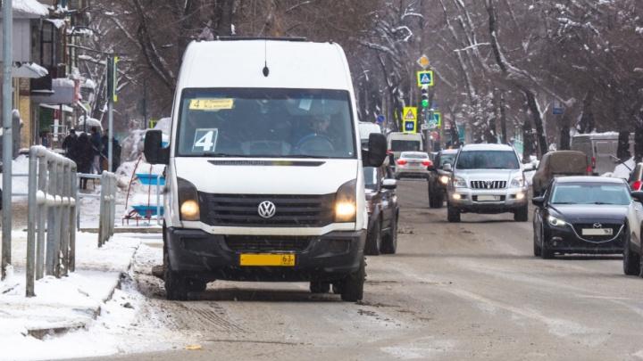 Маршрутки, трамваи и автобусы: как будет работать общественный транспорт