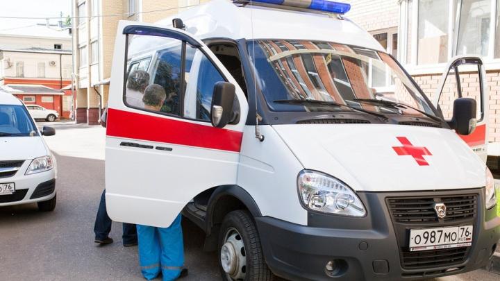 В Ярославской области рабочего убило металлической плитой