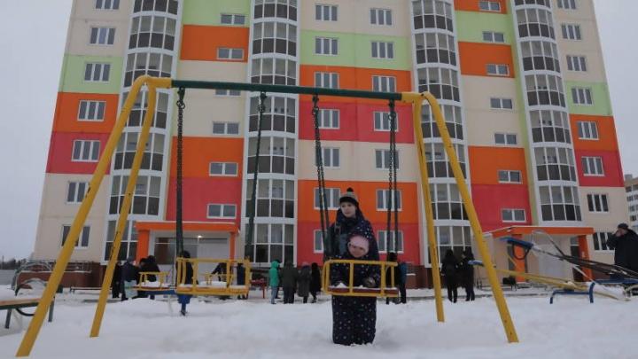 В Архангельске на проспекте Московском заселили еще один социальный дом