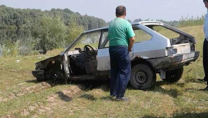 Машина, найденная в Туре, оказалась угнанной из Тюмени