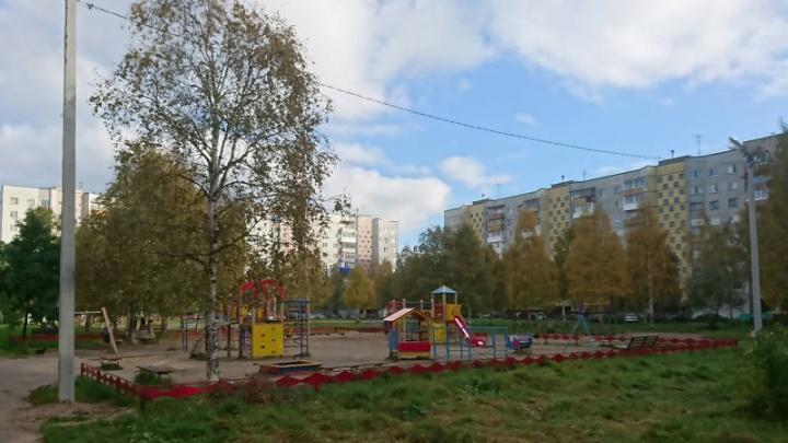 Да будет свет: детские площадки в Архангельске обзавелись светильниками