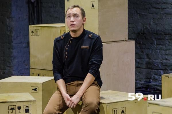 Альберт Макаров - звезда мюзиклов и драматических постановок «Театра-Театра»