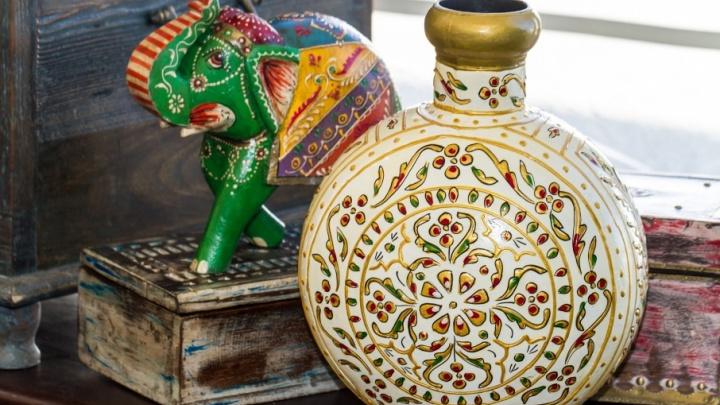 В Челябинске вновь открыла двери крупнейшая  индийская выставка-ярмарка «Любимая Индия»