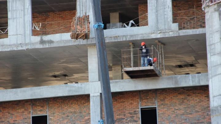 В Самаре завершают строительство первого отеля категории «пять звезд»