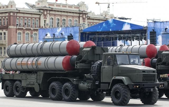 В ростовском параде Победы впервые покажут комплекс С-400 «Триумф»