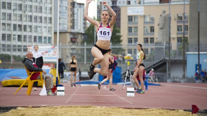 Южноуральские спортсмены стали шестыми на первенстве России по лёгкой атлетике