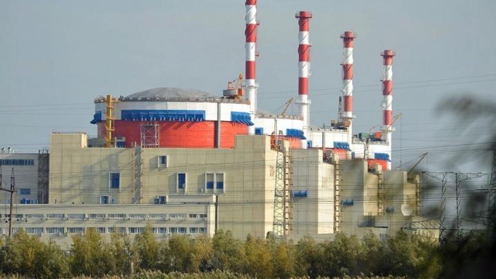 Подготовка четвертого энергоблока на Ростовской АЭС к запуску подходит к концу