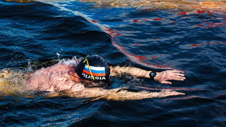 9 Мая тюменских моржей ждет «победный» заплыв в Туре