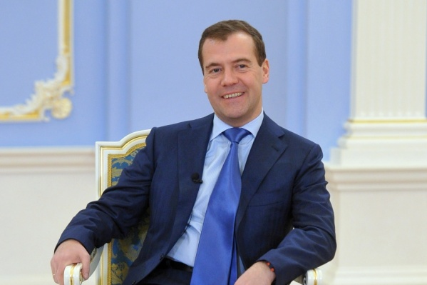 Дмитрий Медведев настроен оптимистично