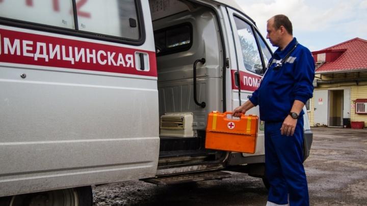 Трое погибли, четверо в больнице: под Ростовом столкнулись маршрутка и автомобиль