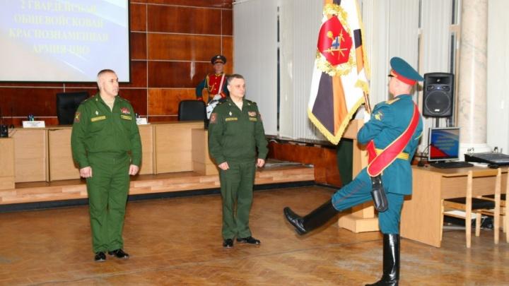 Командующим общевойсковой армией в Поволжье стал Рустам Мурадов
