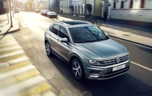 Новый Volkswagen Tiguan уже в продаже у официального дилера Volkswagen «Волга-Раст»