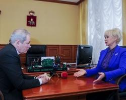 Татьяна Яковлева оценила количество сосудистых центров в крае