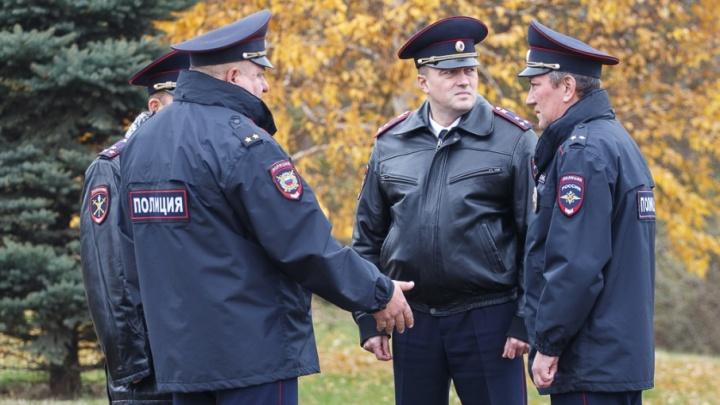 Волгоград охраняют от революции десятки полицейских