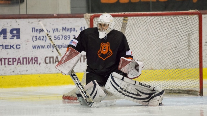 «Молот-Прикамье» потерпел поражение от хоккеистов из Сарова
