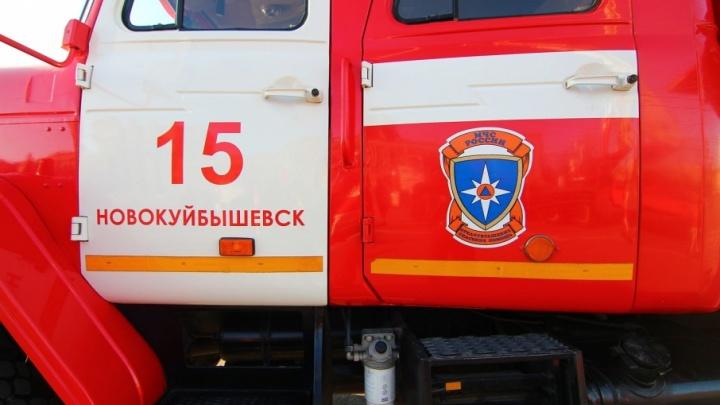 В поселке Гранном планируют построить пожарное депо