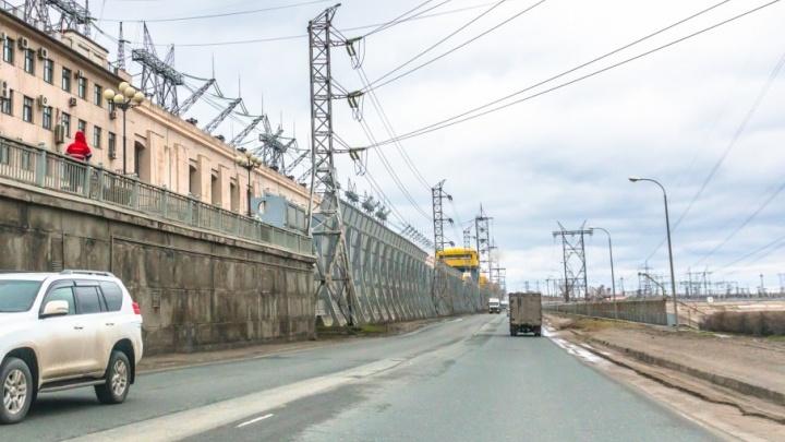 Перережут ленточку: дорогу на Жигулевской ГЭС откроют после ремонта в торжественной обстановке