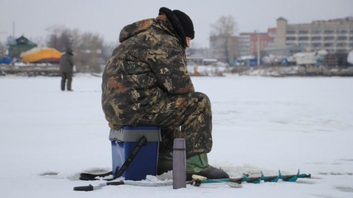 «Рыбацкая» погода: метеорологи рассказали, где в Поморье безопасно выйти на лёд
