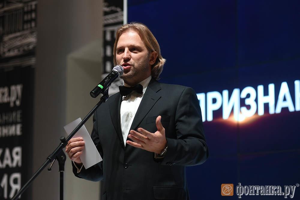 """генеральный директор АО """"АЖУР-МЕДИА"""" Дмитрий Витковский"""