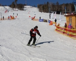 В «Солнечной долине» прошел «Кубок губернатора по сноуборду»