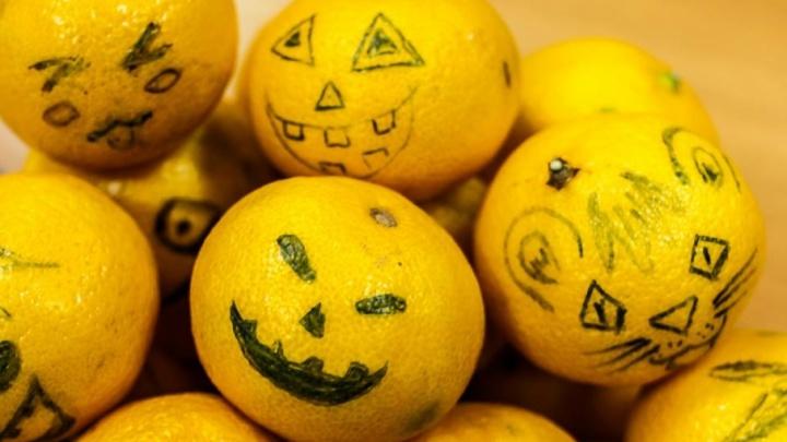 В Волгограде любят повеселиться на Хеллоуин только дети и иностранцы