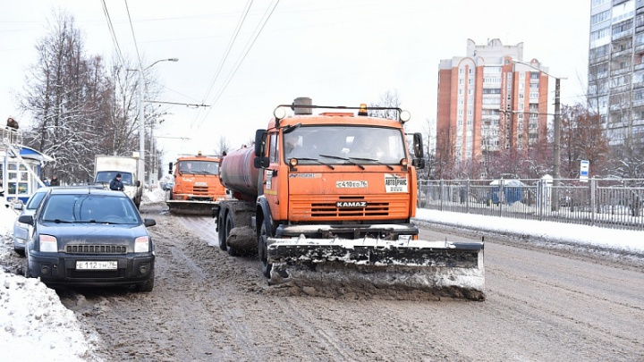 Мэрия предложила ярославцам оставить автомобили и пересесть на общественный транспорт