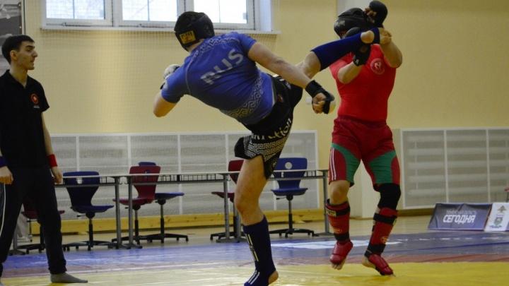 Тюменцы бесплатно могут прийти на городской турнир по панкратиону