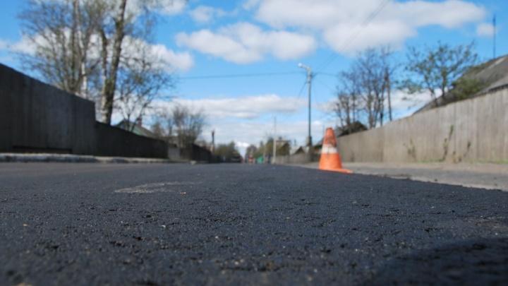 В Архангельске общественники оценили качество отремонтированных дорог