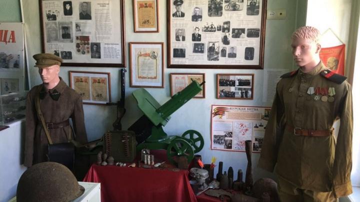 В Ростовской школе организовали настоящий музей