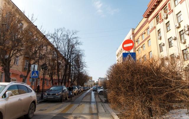 Улицы 8 Марта и Водопроводная частично стали односторонними