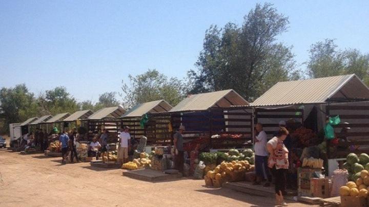 В Волгограде открылась новая ярмарка возле поселка Горный