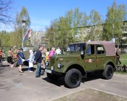Северный банк принял участие в фестивале старинных автомобилей