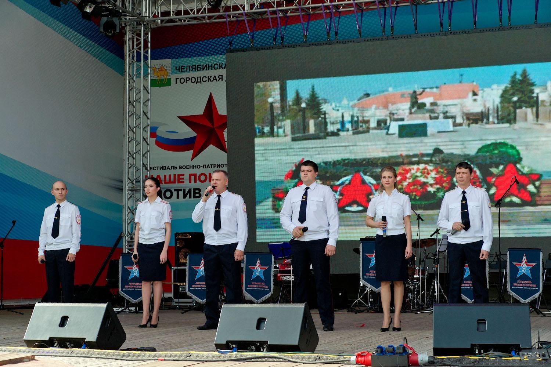 В конкурсе участвовали и хоры, и ансамбли, и вокалисты