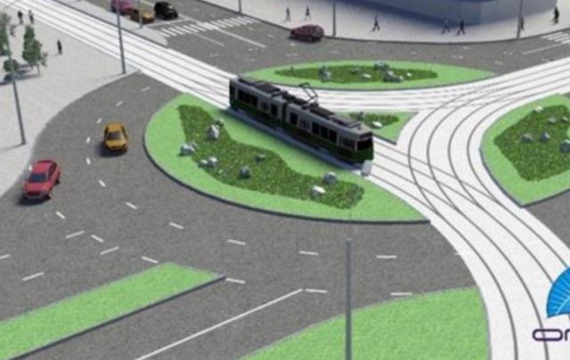 Реконструкцию улицы Революции начнут в Перми в 2017 году