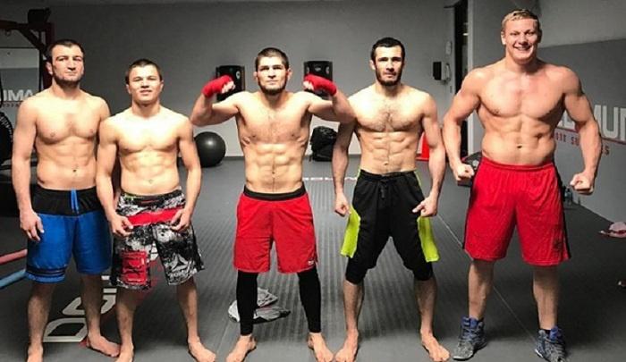 В Ярославль приедут известные борцы MMA