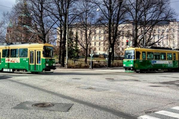 В России трамваи умирают. А в мире электротранспорт развивается, появляются его усовершенствованные модели, к примеру, с ветряными электростанциями, которые самостоятельно вырабатывают для себя энергию.