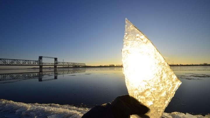 Мороз и солнце: фото превращения Архангельска в город из сказки