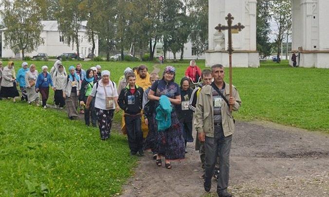 Ошевенский крестный ход пройдет на Каргополье в августе