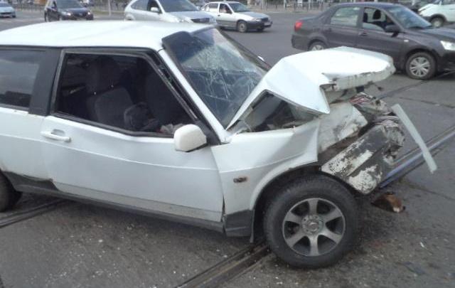Пьяный водитель спровоцировал тройное ДТП в Магнитогорске