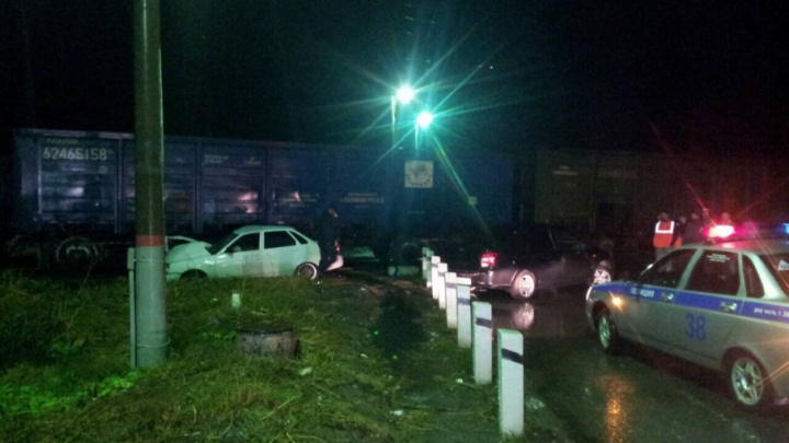 «Не увидел поезд или торопился?» — прокуратура выясняет причины ДТП на ж.-д. переезде под Тольятти