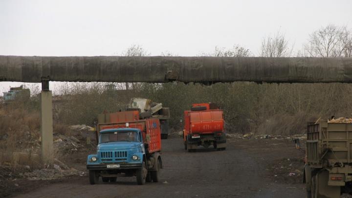 «Надеемся на получение федеральных денег»: в Челябинске готовятся к рекультивации свалки