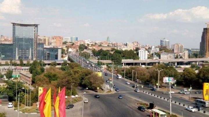 В Ростове завершился ремонт дороги на проспекте Стачки