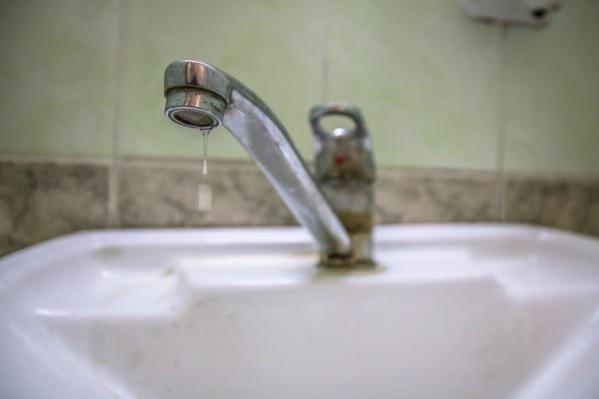 Должникам со 2 и 3 Просек придется заплатить за воду