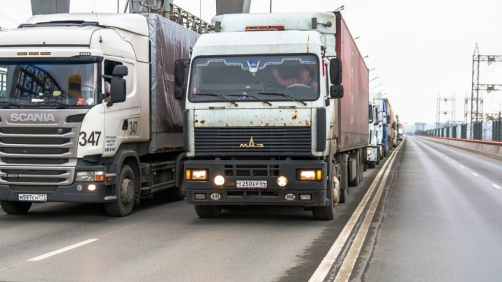 В Самарской области с 1 апреля ограничат движение фур