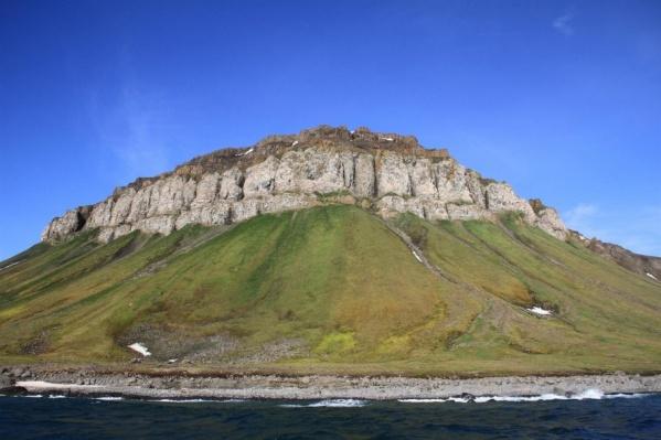 Исследования у мыса Флоры «Русская Арктика» ведет уже несколько лет