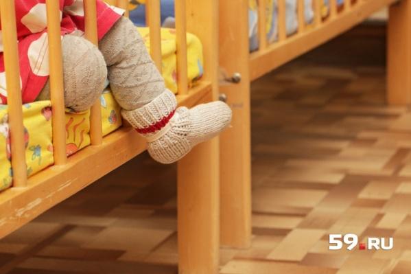 В ближайшее время маленьким жителям дома ребенка придется переезжать в другие учреждения