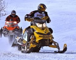 Зимние забавы: квадроцикл, снегоход или…?